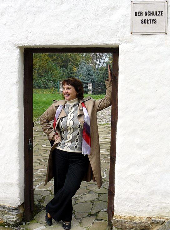 Dziennikarka kulinarna Barbara Jakimowicz-Klein