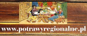 potrawy regionalne logo