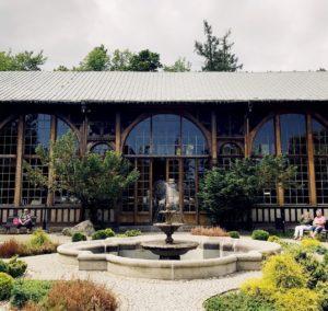 fontanna, Dom Zdrojowy, Świeradów Zdrój