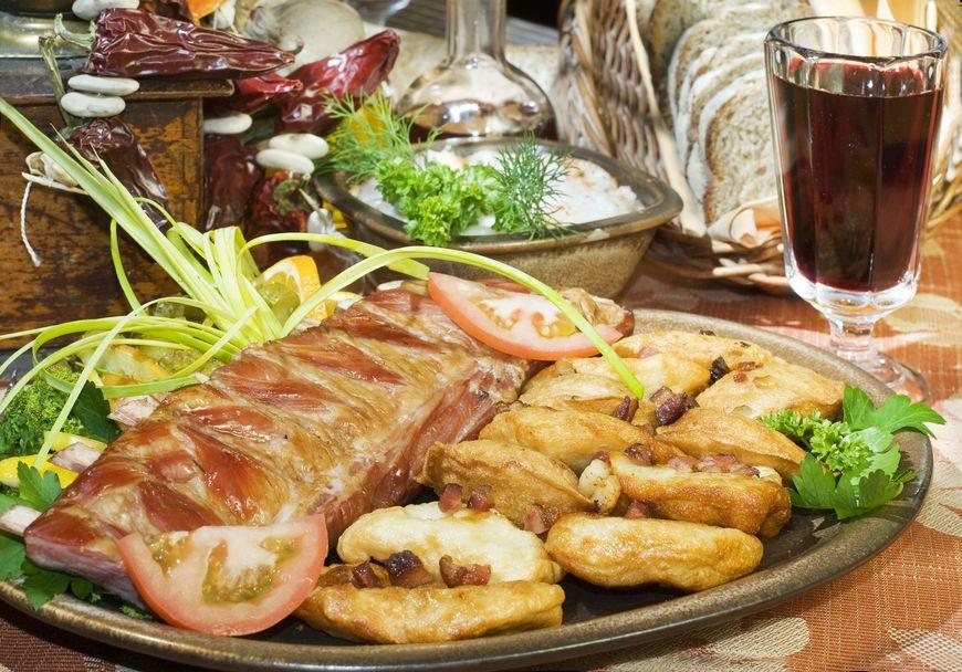 Potrawy kresowe, Karczma Lwowska we Wrocławiu, zdjęcie Andrzej Łuc, blog SunSeason24