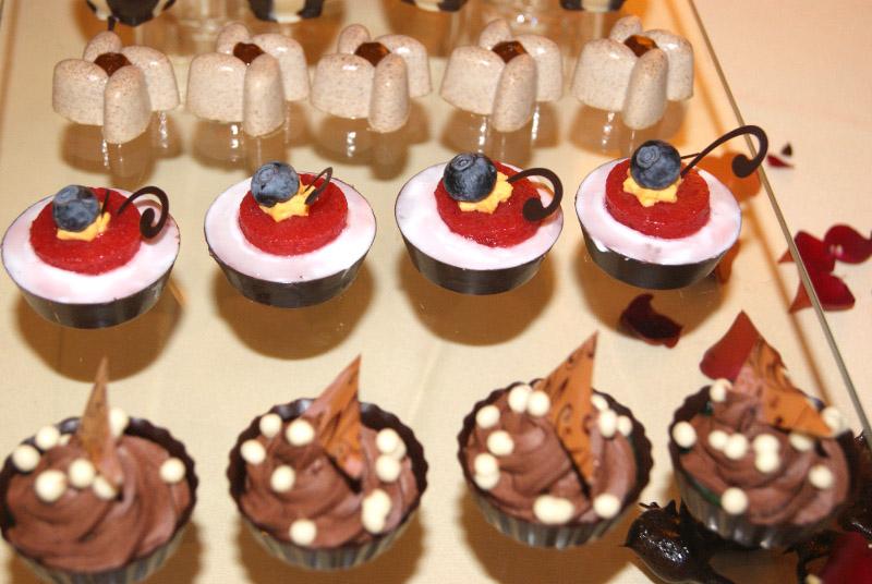 Słodkie finger food, zdjęcie Barbara Jakimowicz-Klein blog SunSeasons24