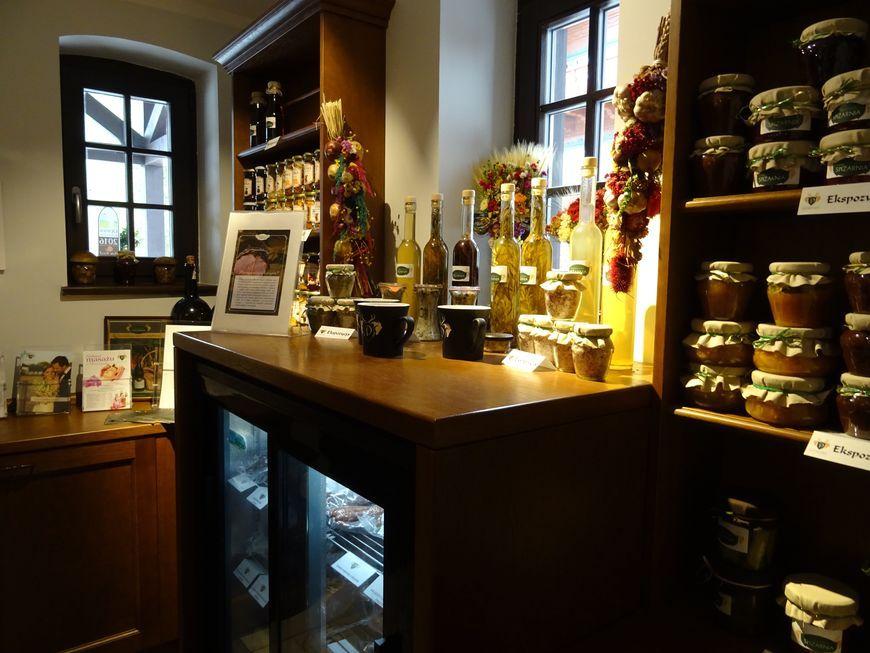 Restauracja Babinicz przetwory z Dworzyskowej spiżarni zdjęcie Barbara Jakimowicz-Klein blog SunSeasons24