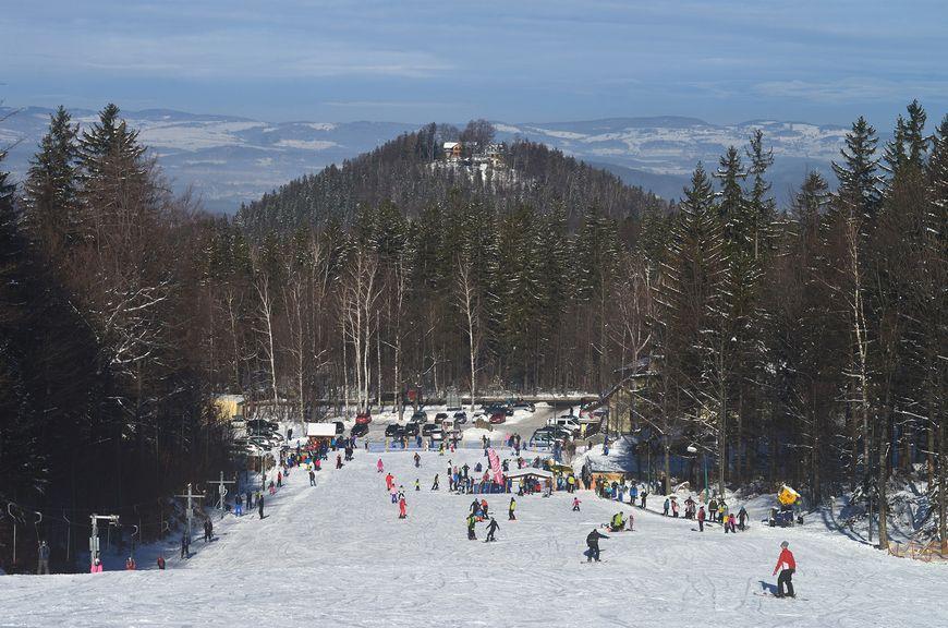 Na stoku narciarskim zdjęcie Krzysztof Siwa blog SunSeasons24