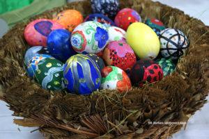 Kolorowe pisanki zdjęcie Barbara Jakimowicz-Klein blog SunSeasons24
