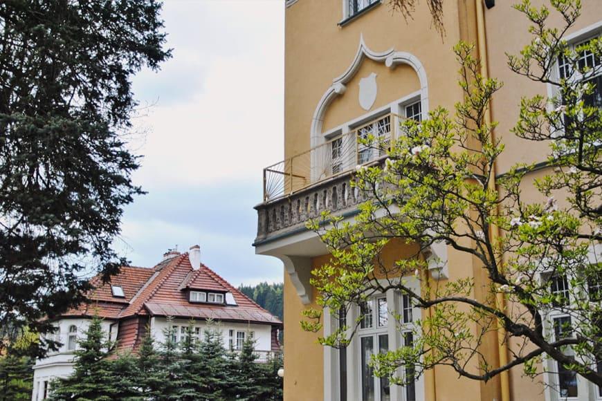 Wille Polanica Zdrój zdjęcie Sara blog SunSeasons24