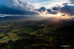 Panorama Karkonoszy. Zdjęcie Krzysztof Siwa. Blog SunSeasons24