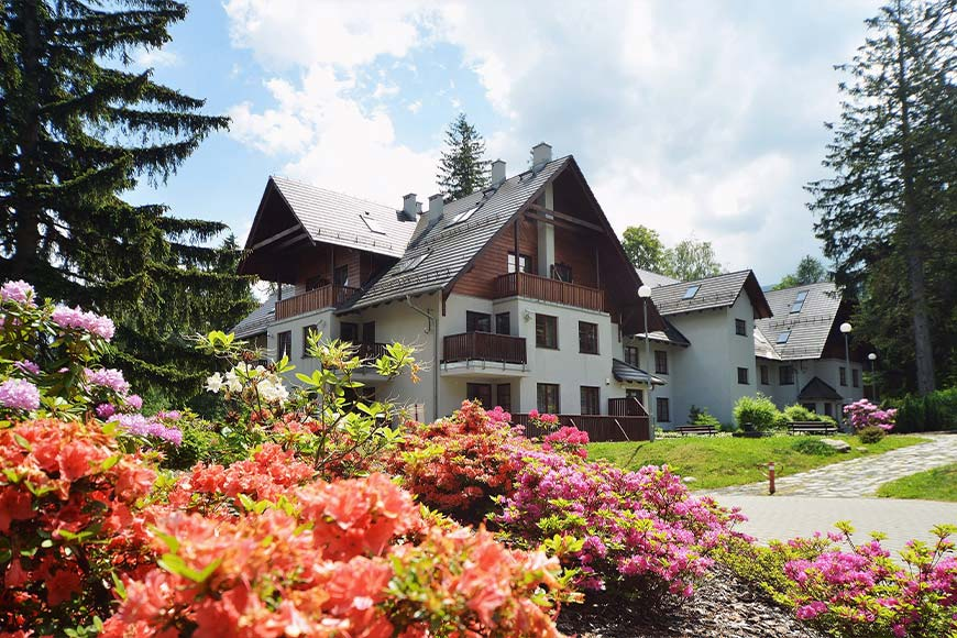 Rezydencja pod Świerkami. Karpacz. Zdjęcie Krzysztof Siwa. Blog SunSeasons24