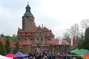 Twierdza Smaków, Zamek Czocha. Zdjęcie Barbara Jakimowicz-Klein. Blog SunSeasons24.