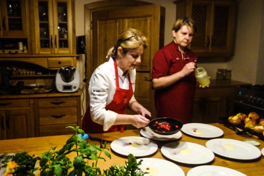 Ewelina Rozpędowska inspiracji kulinarnych poszukuje w wielokulturowości Dolnego Śląska. Zdjęcie Barbara Jakimowicz-Klein. Blog SunSeasons24