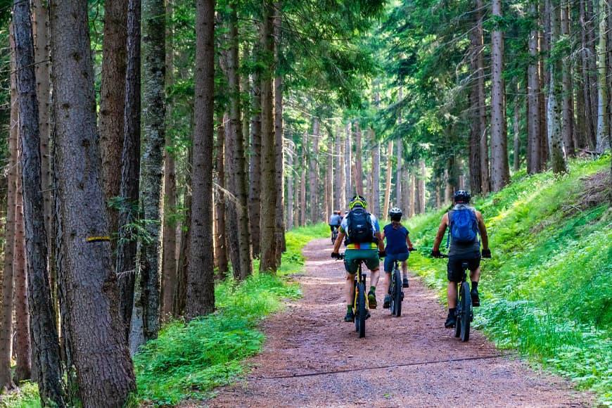 Rowerem po górach. Blog SunSeasons24