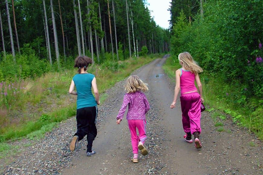 Trasa spacerowa dla dzieci Blog SunSeasons24