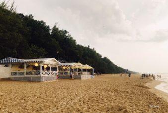 Cocktail Bar n plaży w Pobierowie zdjęcie Sara blog SunSeasons24