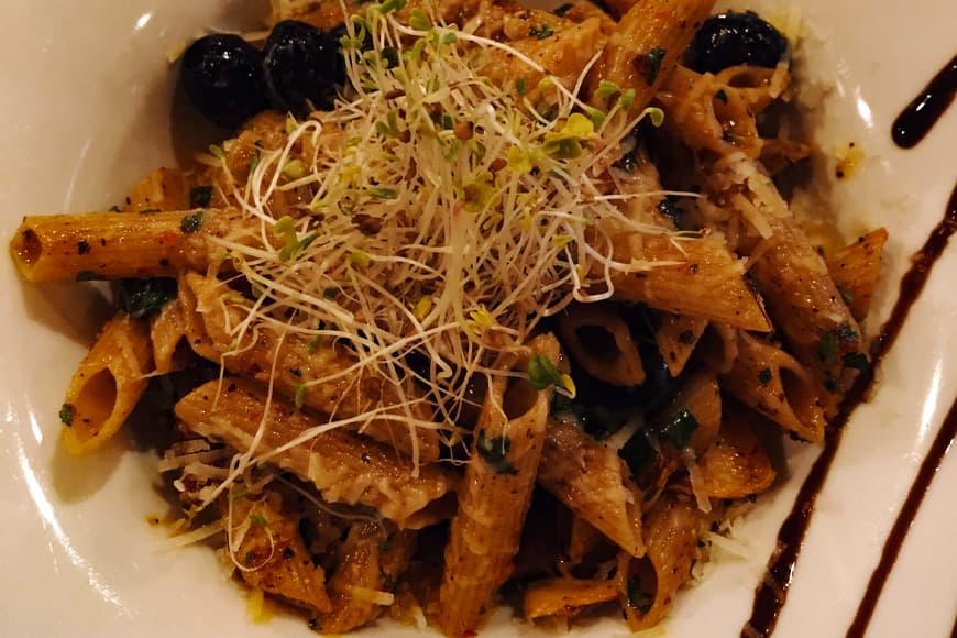 Restauracja Sabat w Pobierowie zdjęcie Sara blog SunSeasons24