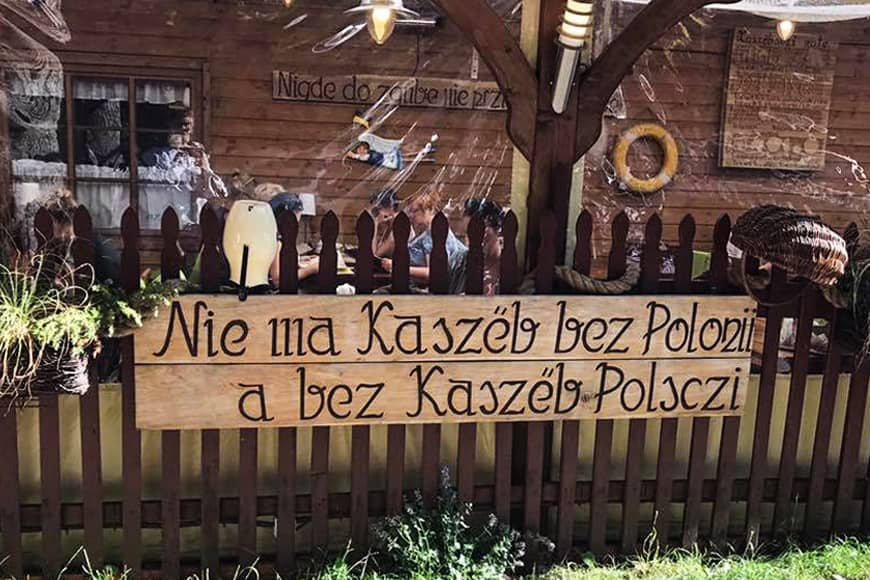 Restauracja u Rybaka, Jastrzębia Góra. Zdjęcie z profilu restauracji na FB. Blog SunSeasons24