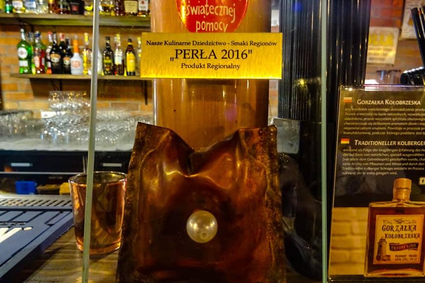 Perła 2016 przyznana w kategorii Nasze Kulinarne Dziedzictwo - Smaki Regionów. Zdjęcie Barbara Jakimowicz-Klein. Blog SunSeasons24