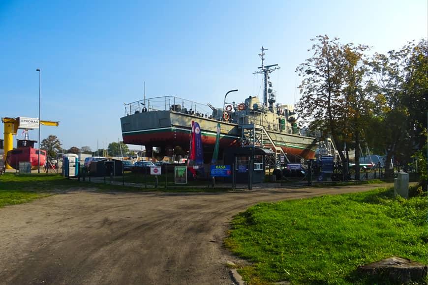 Skansen Morski w Kołobrzegu. Zdjęcie Barbara Jakimowicz-Klein. Blog SunSeasons24