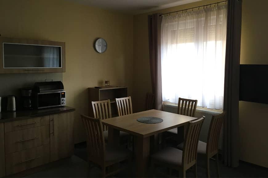 Apartamenty Karpacz Centrum aneks kuchenny. Zdjęcie Zbigniew Pasieka. Blog SunSeasons24