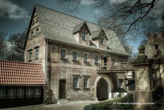 Zamek Grodno. Zdjęcie Dolnośląska Organizacja Turystyczna. Blog SunSeasons24