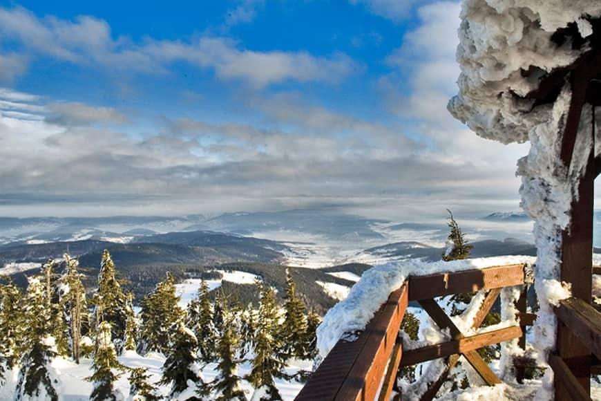 Czarna Góra. Zdjęcie Wiesław Jurewicz. Blog SunSeasons24