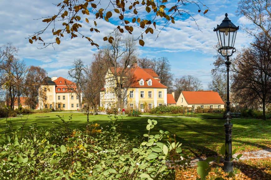 Duży i Mały Pałac. Zdjęcie Wiesław Jurewicz. Blog SunSeasons24