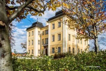 Duży Pałac. Zdjęcie Wiesław Jurewicz. Blog SunSeasons24